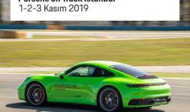 Porsche On Track İstanbul . Sınırlarını zorlayacağın bir sürüş deneyimine hazır mısınız?