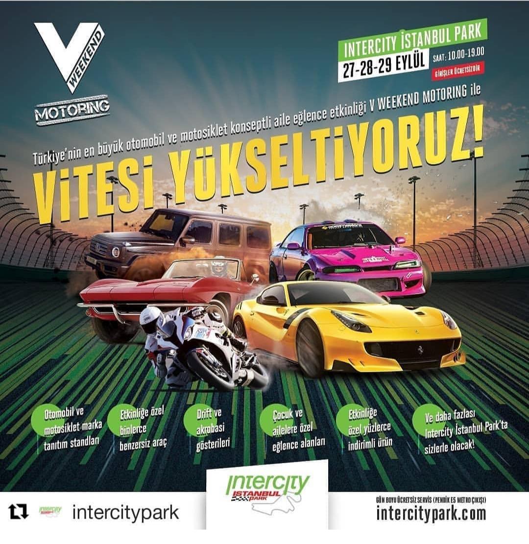 V Weekend Motoring 2019