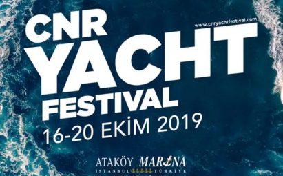 CNR YACHT FESTIVAL 16-20 Ekim 2019 - Ataköy Marina'da