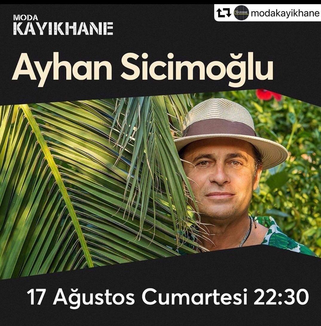 Ayhan Sicimoğlu & Latin All Star 17 Ağustos 2019
