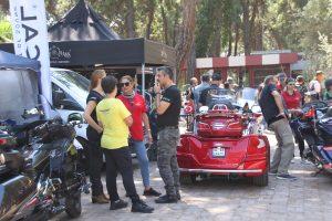 Honda Goldwing treffen türkiye 2019 - 24