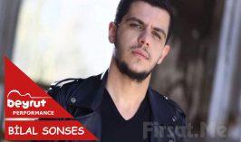 Bilal Sonses , 15 Kasım 2019 Cuma Akşamı Beyrut Performans Sahnesi'nde