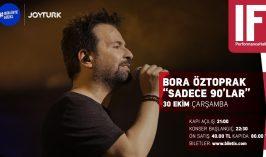 bora öztoprak 30 ekim if ataşehir