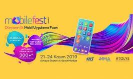 Dünya'nın İlk Mobil Uygulama Fuarı MobileFest başlıyor