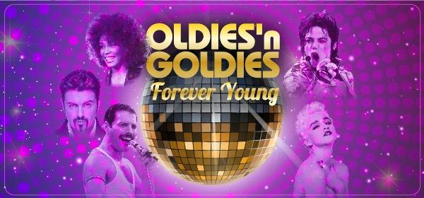 Oldies'n Goldies Forever Young Party , 16 Kasım 2019 Kadıköy Sahne'de