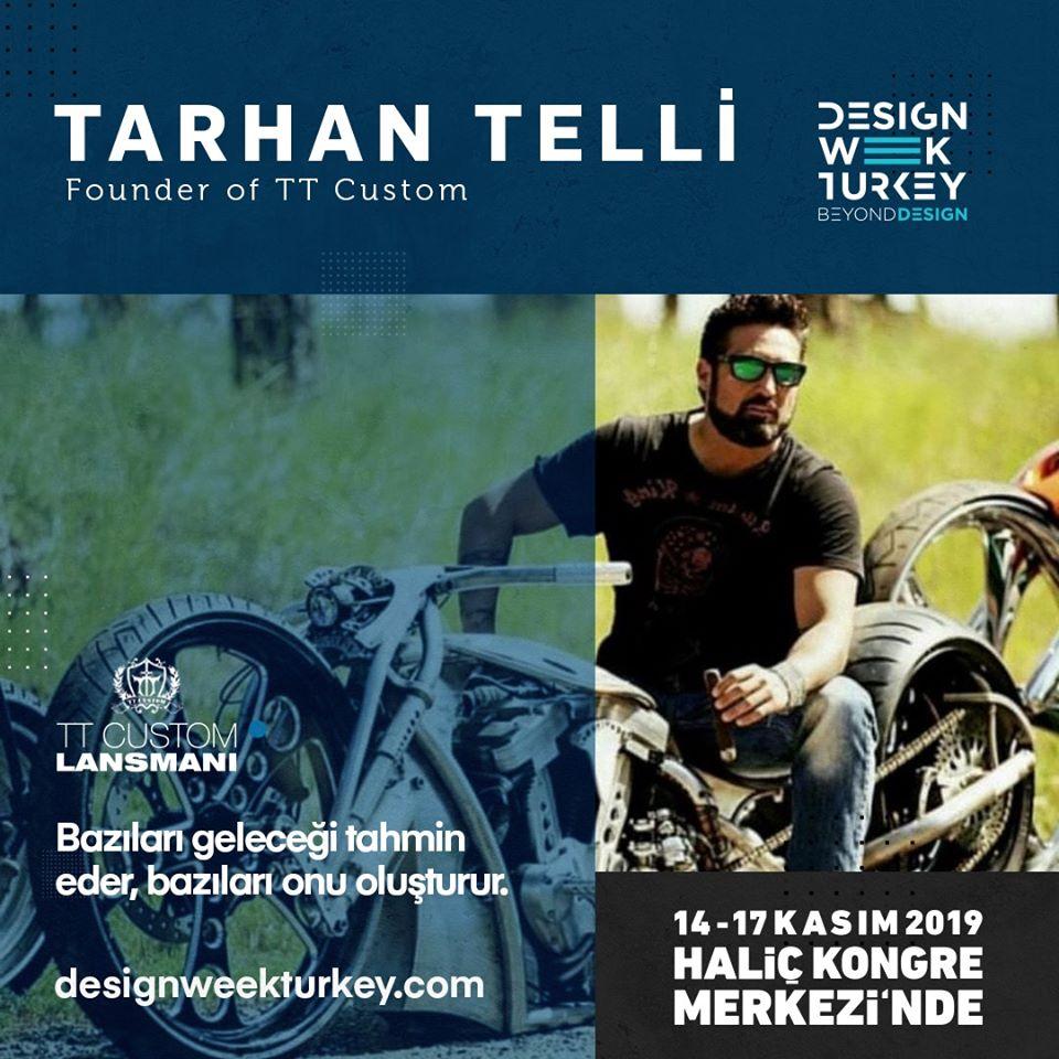 tarhan telli design week turkey 201